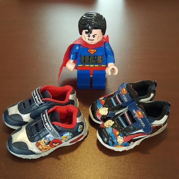 DC Comics Shoes | Boys Character